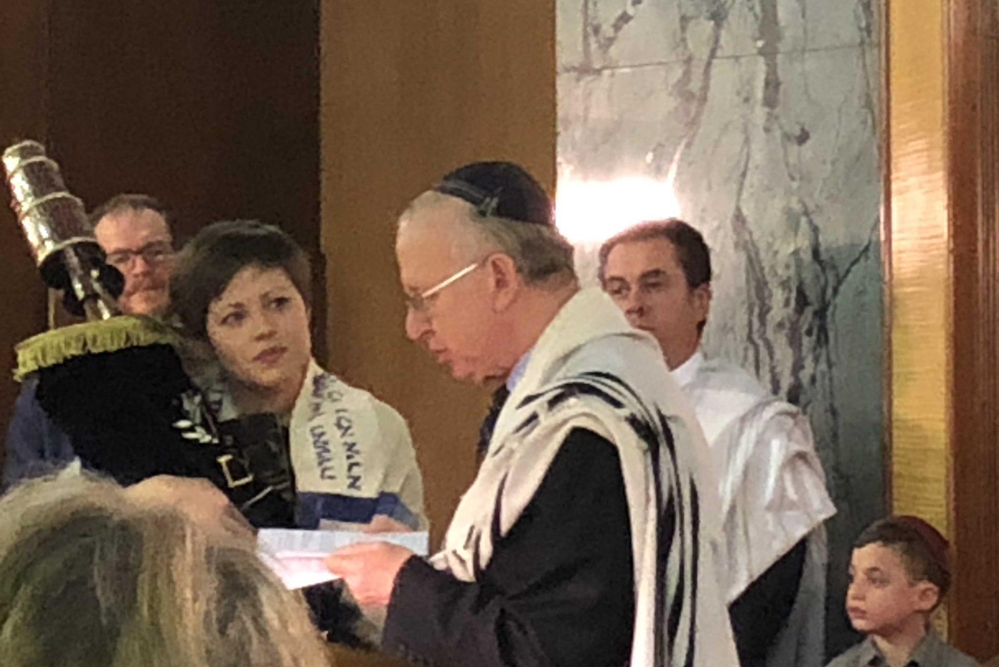 Rabbi Robyn Ashworth-Steen – Manchester Reform Synagogue